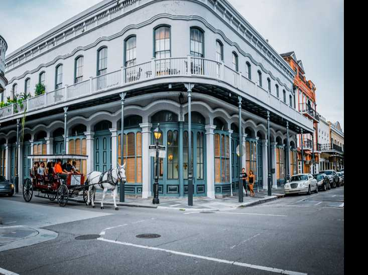 Amid Pay Gap, New Orleans Workers Want 'Sustainable Tourism'