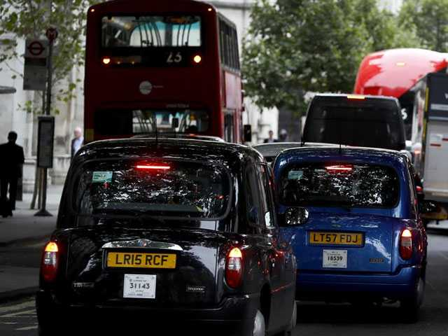UK Car Sales Slump After Introduction of New Emission Tests