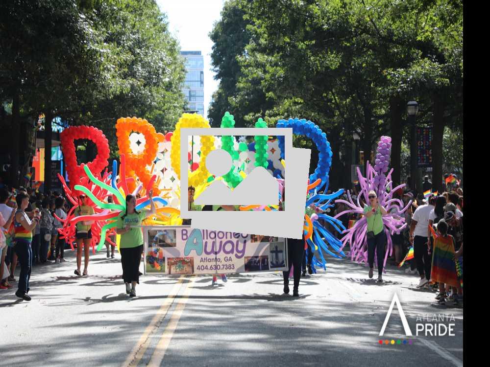 2018 Atlanta Pride Parade