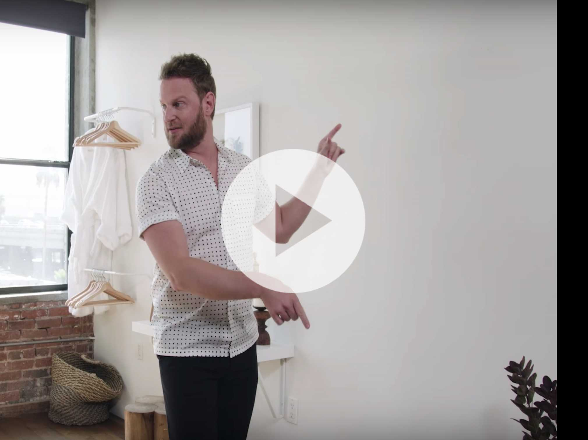 Bobby Berk's Tips for Making Small Spaces Look Bigger