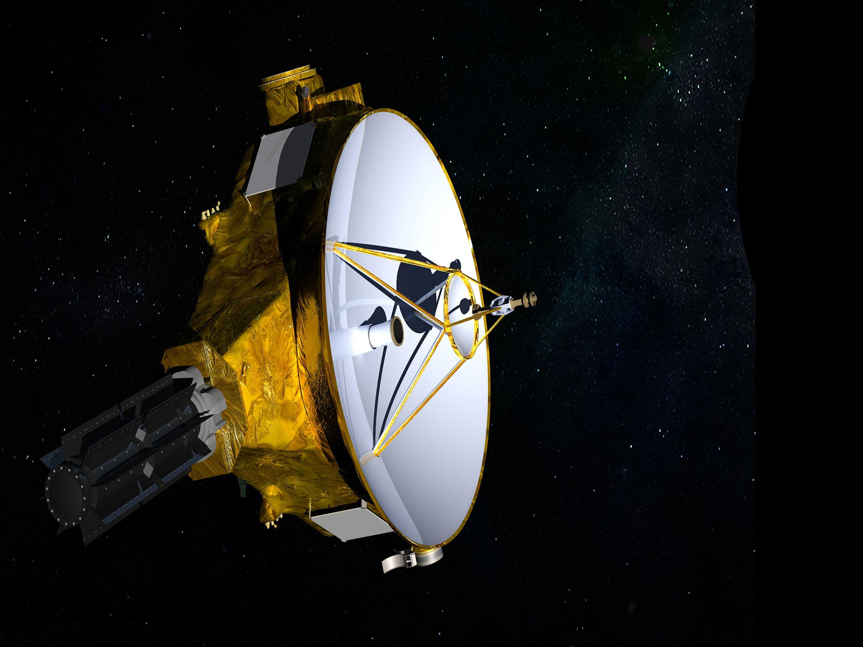 NASA's Pluto Explorer Adjusts Course as Next Icy World Looms
