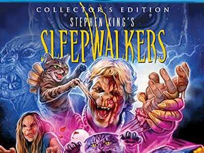 Review :: Sleepwalkers - Collector's Edition