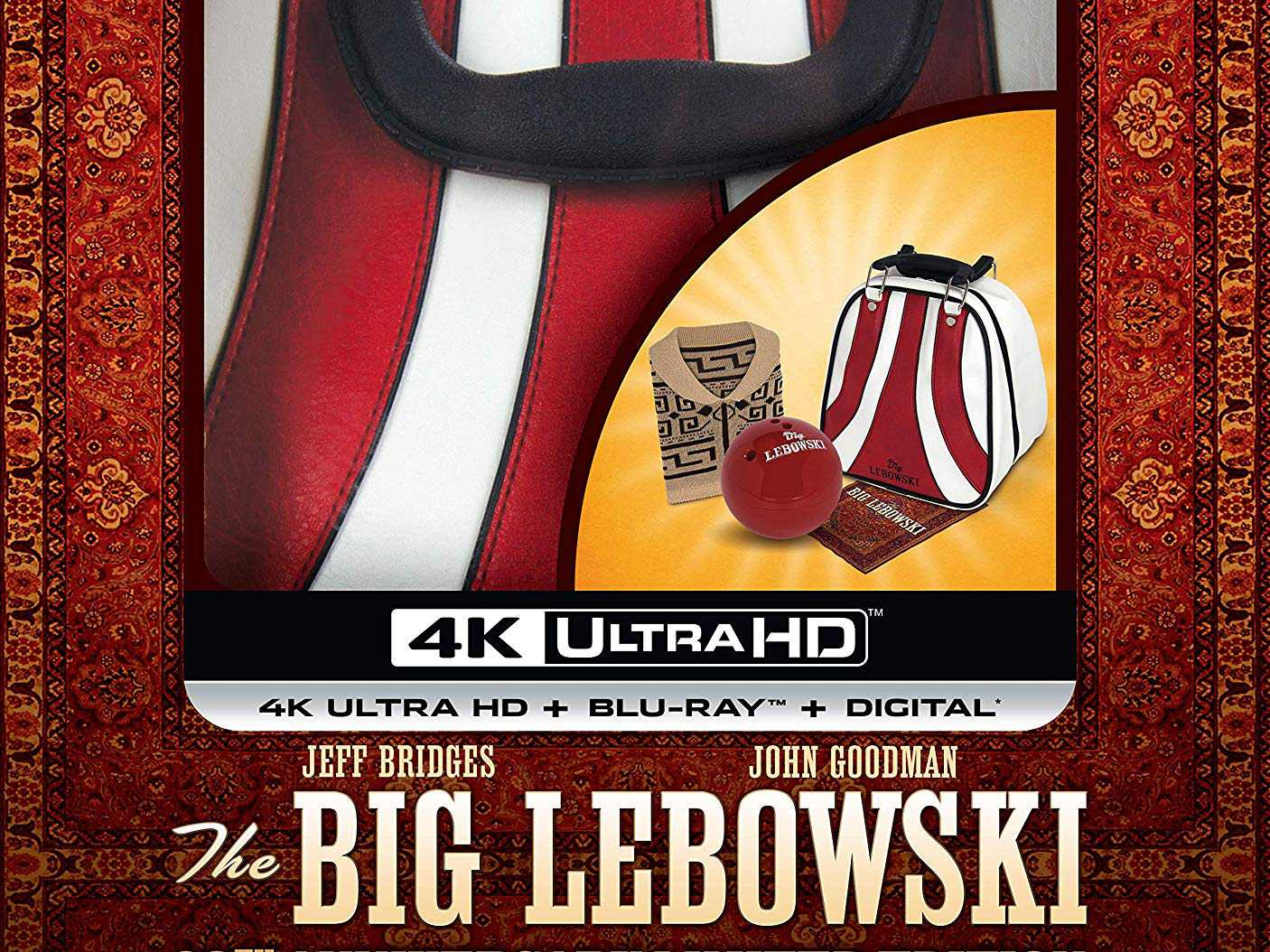 Review :: The Big Lebowski - 20th Anniversary Unrated Edition