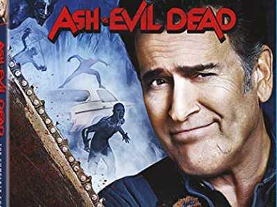 Review :: Ash Vs Evil Dead - Complete Collection