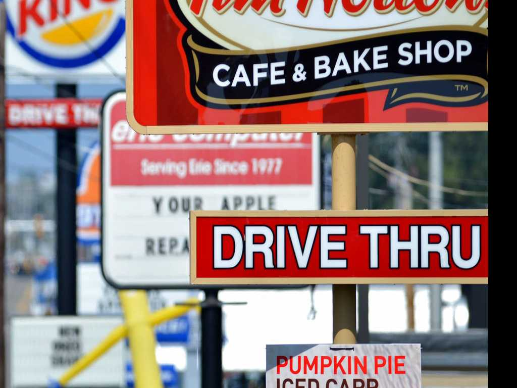 Study Finds 1 in 3 U.S. Adults Eats Fast Food Each Day