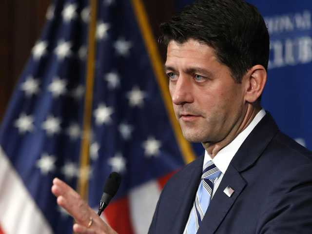 Ryan Says 'Big Fight' Coming over Border Wall After Election