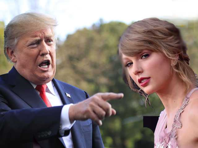 Trump Says He Likes Taylor Swift's Music Less Post-Endorsement
