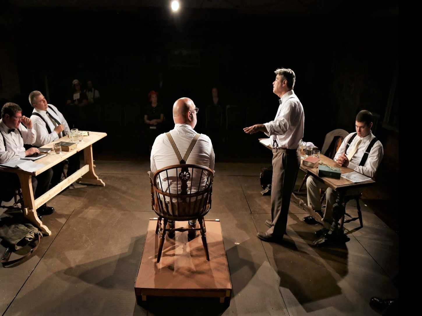 Review :: Inherit the Wind