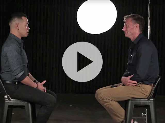 Watch: New HIV Patient Meets Survivor From the 80s