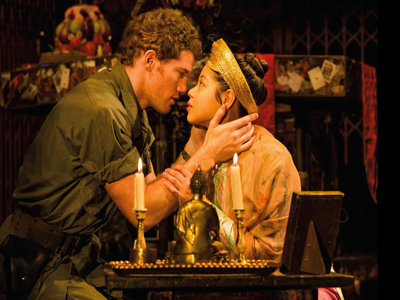 Review :: Miss Saigon