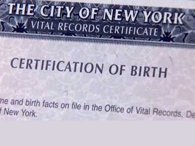 NYC Passes Law Allowing Gender-Neutral Birth Certificates