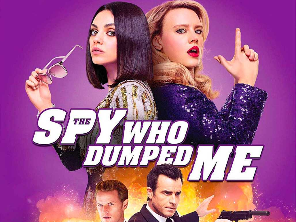 Review :: The Spy Who Dumped Me