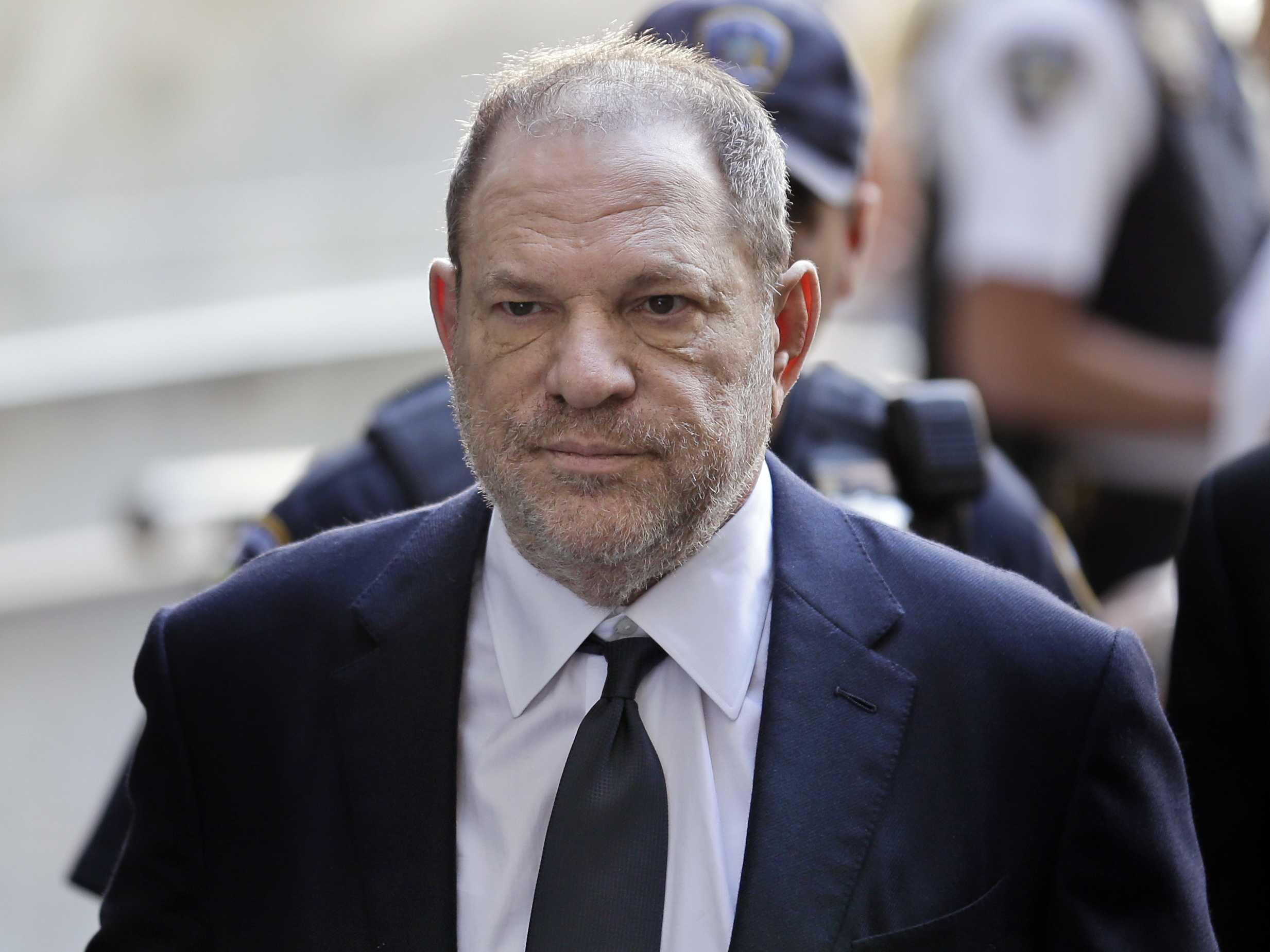 Weinstein in Court as Judge Mulls Future of Sex Assault Case