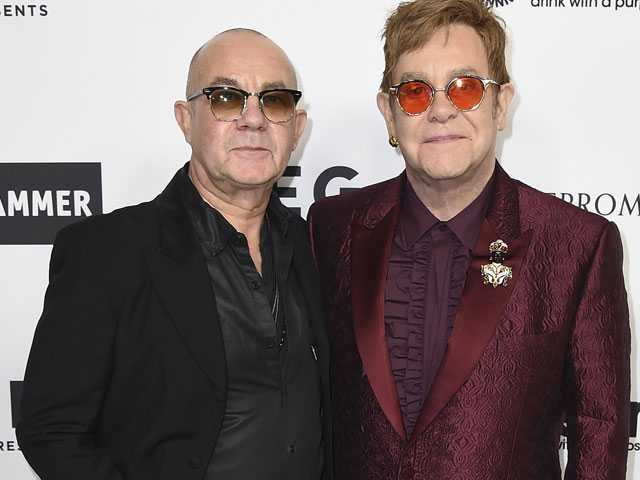 For Sale: Bernie Taupin Lyrics to Elton John's 'Your Song'