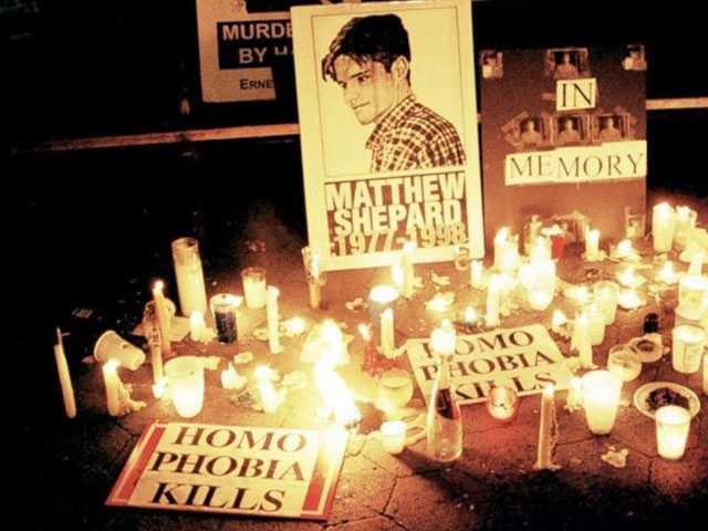 Matthew Shepard to be Interred at Washington National Cathedral