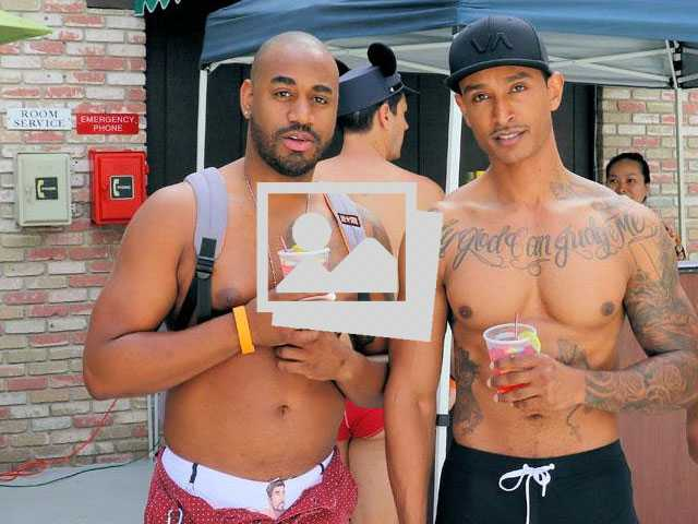 Gay Days Anaheim Plunge! Pool Party :: October 7, 2018