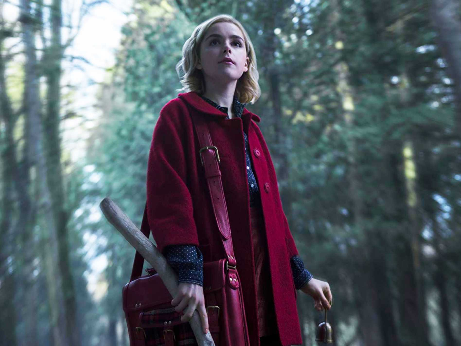Review :: Chilling Adventures Of Sabrina