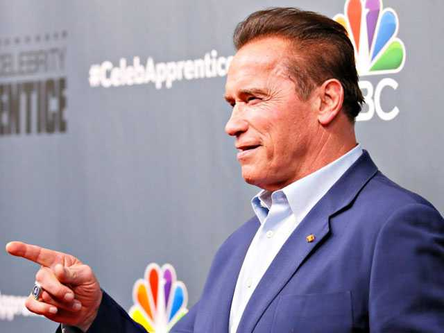 Arnold Schwarzenegger: 'I Stepped Over the Line' with Women