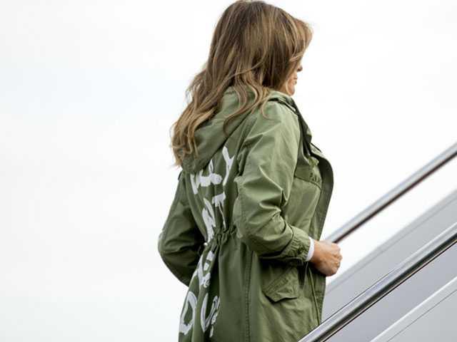 Melania Trump Says She Ignores Rumors of Trump's Infidelity