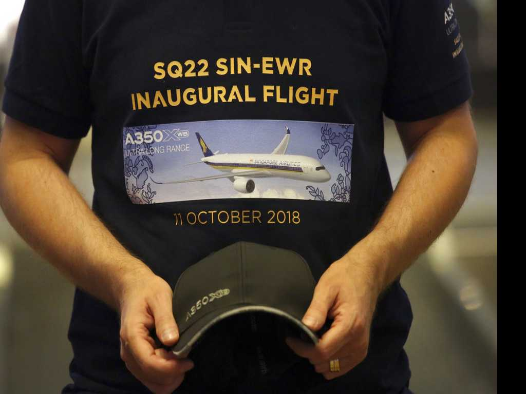 Have 19 Hours? World's Longest Flight Takes Off
