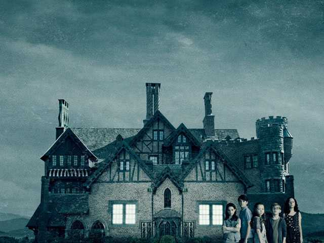 In Netflix's 'Haunting of Hill House,' a Haunted Family Struggles with Grief