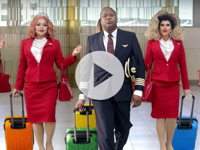 Virgin Holidays Announces First-Ever Pride Flight