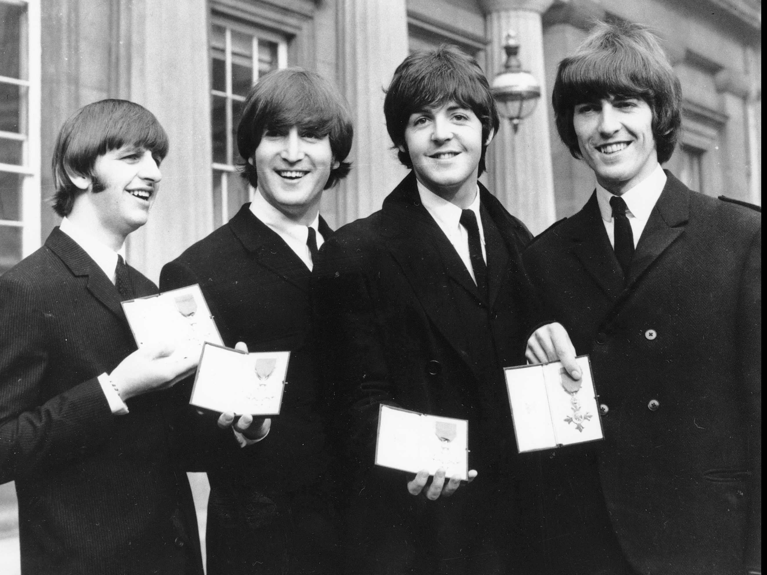 Getting Better: Beatles' 'Sgt. Pepper' Named Top Album in UK