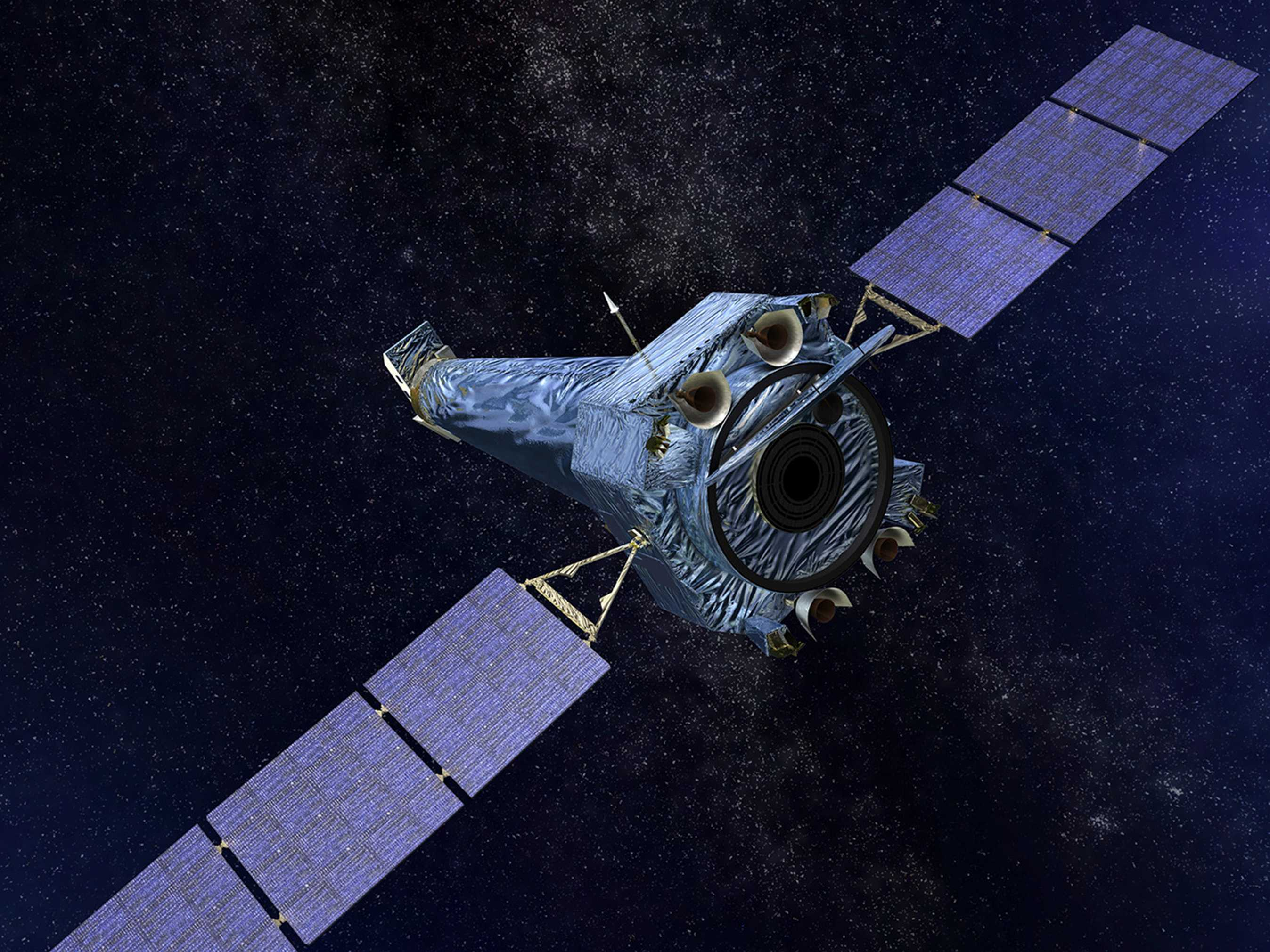 Another NASA Space Telescope Shuts Down in Orbit