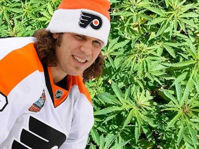 Marijuana Legalization in Canada Won't Change NHL - Yet
