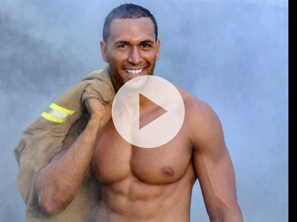 Behind the Scenes: 2019 Australian Firefighters Animal Calendar