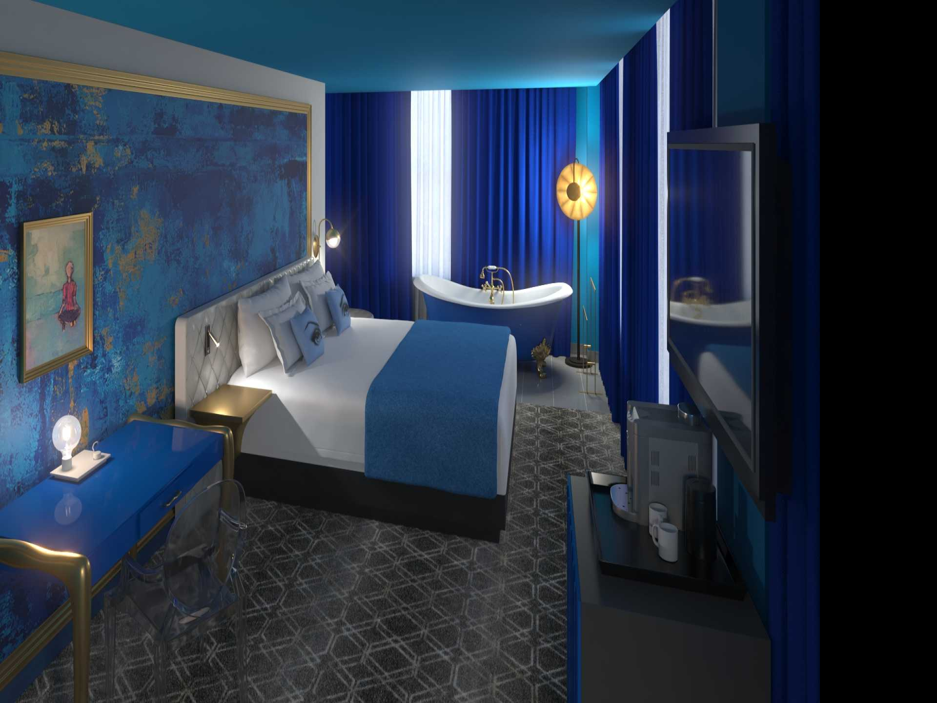 First Look: St. Louis's Angad Arts Hotel