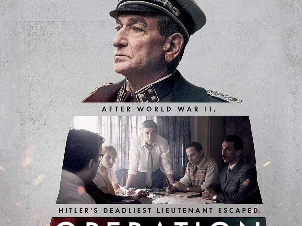 Review :: Operation Finale