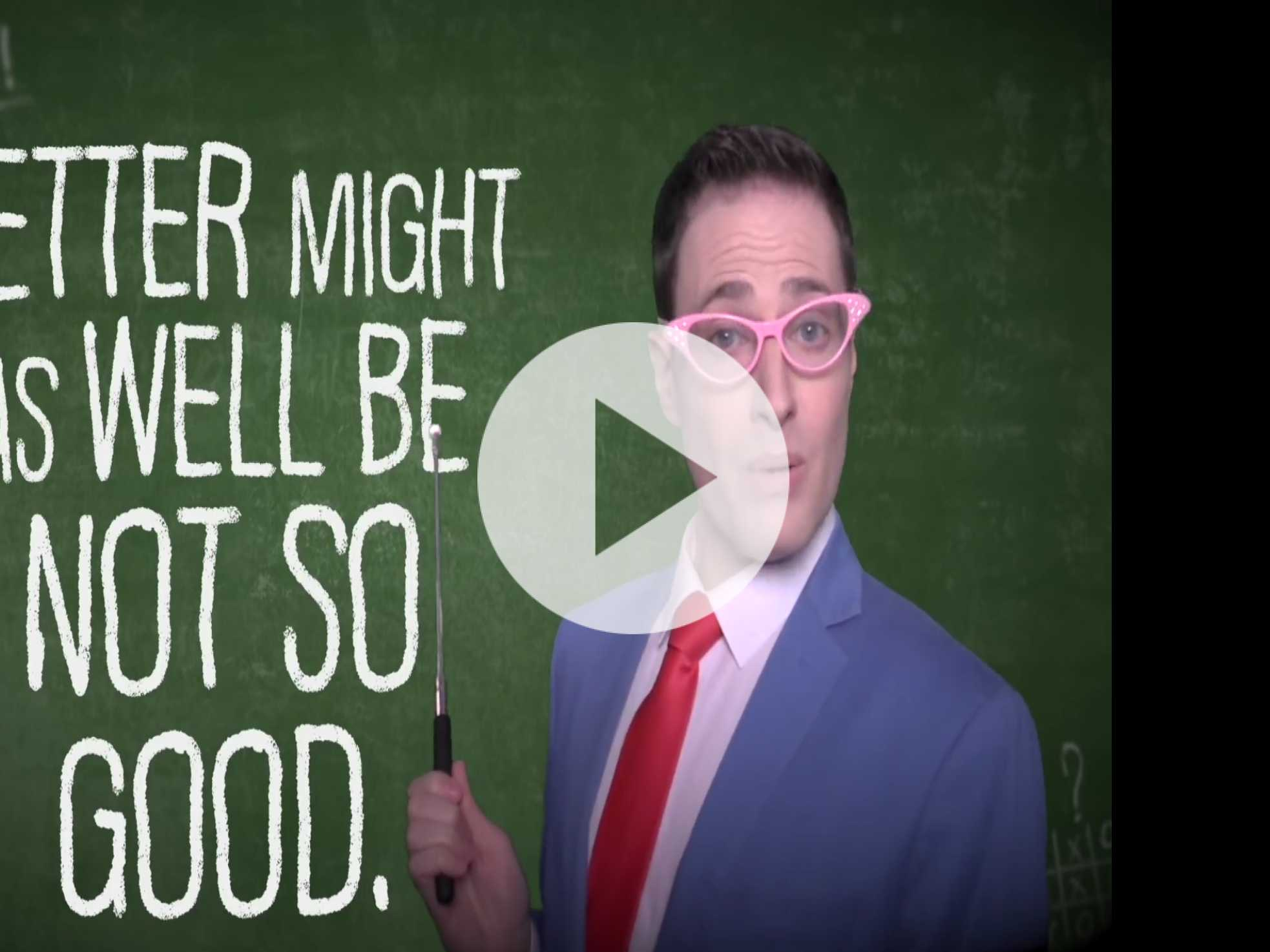 WATCH: Randy Rainbow to First Lady in Hilarious New Video: 'Just Be Best!'