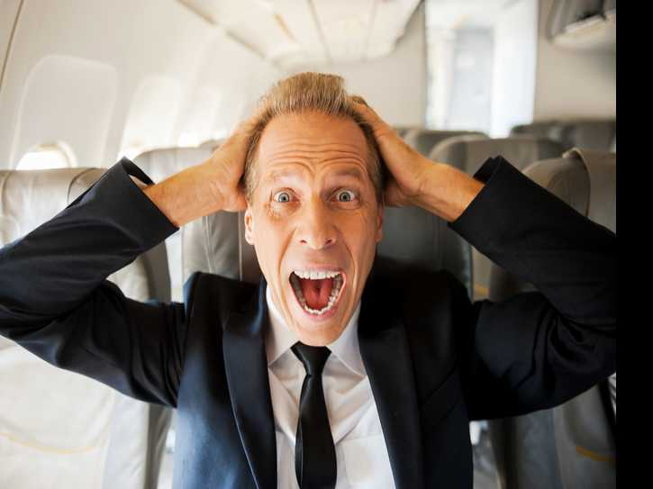 Top 10 Rules for In-Flight Etiquette