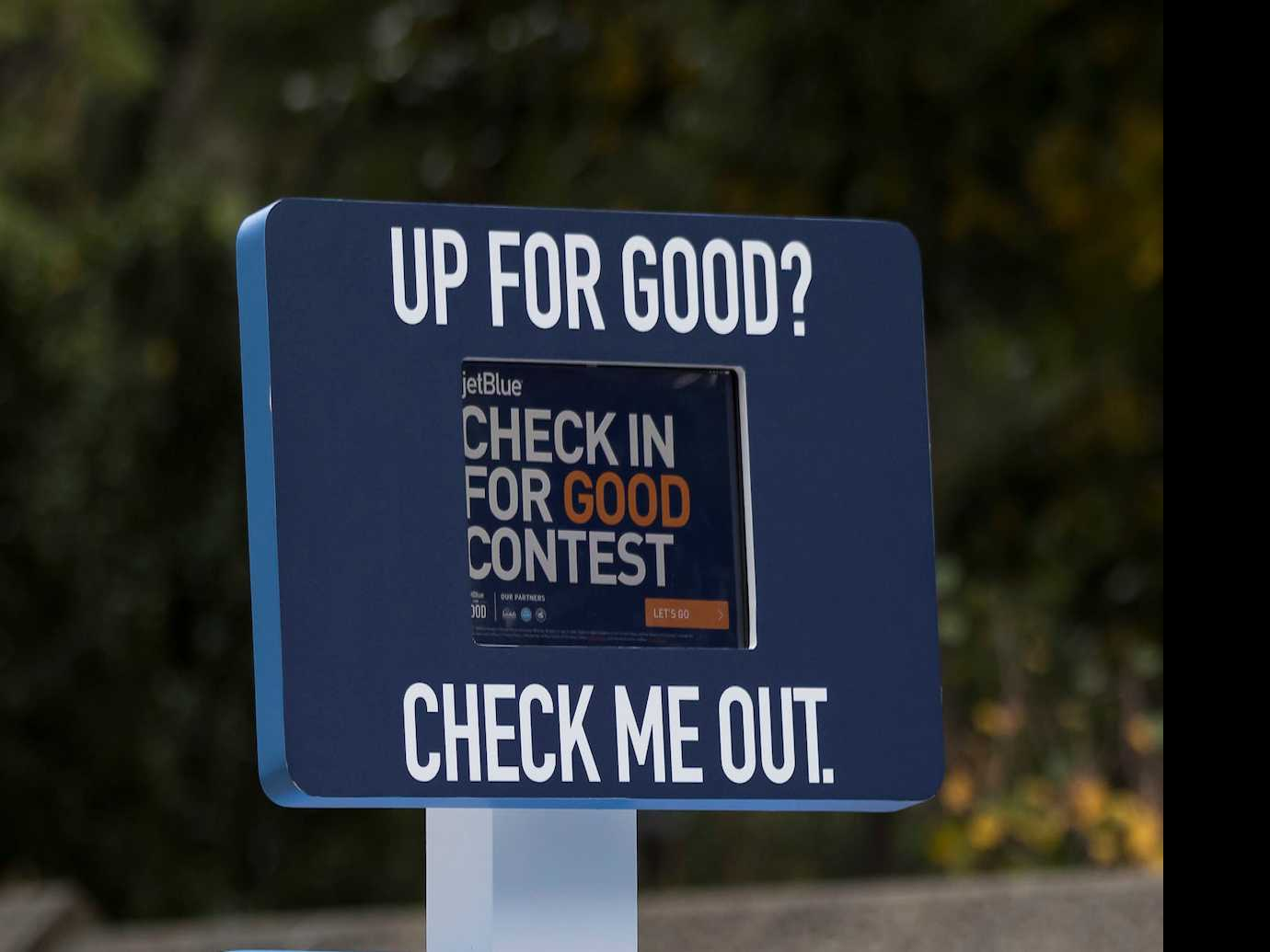 'JetBlue For Good' Launches Voluntourism Vacation Contest