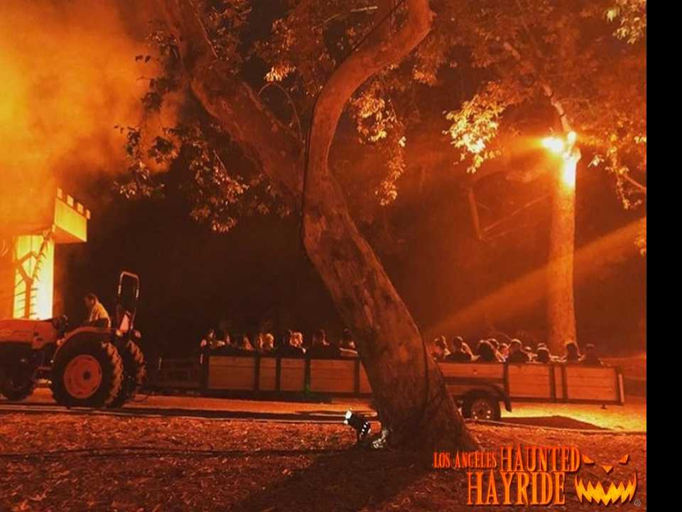 Review :: Los Angeles Haunted Hayride