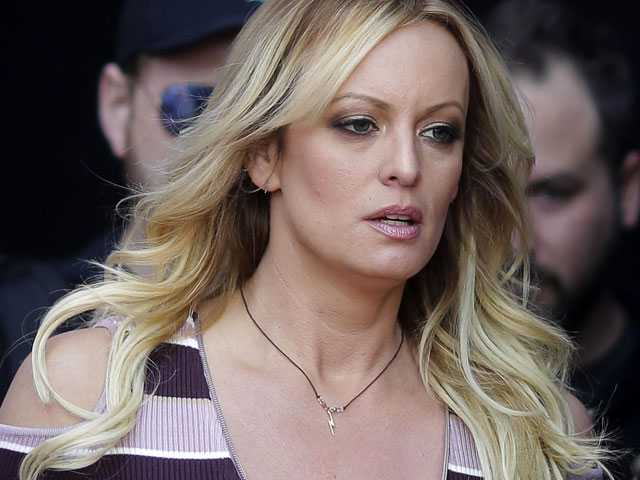 Trump Attacks Porn Actress Stormy Daniels as 'Horseface'