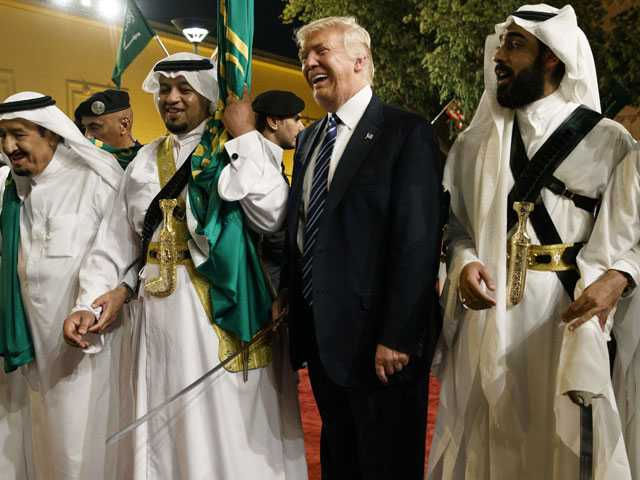 Analysis: Trump's Saudi Bet Has Become Much Riskier