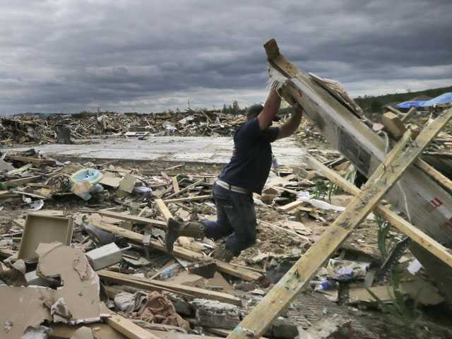 Tornadoes Are Spinning Up Farther East in U.S., Study Finds