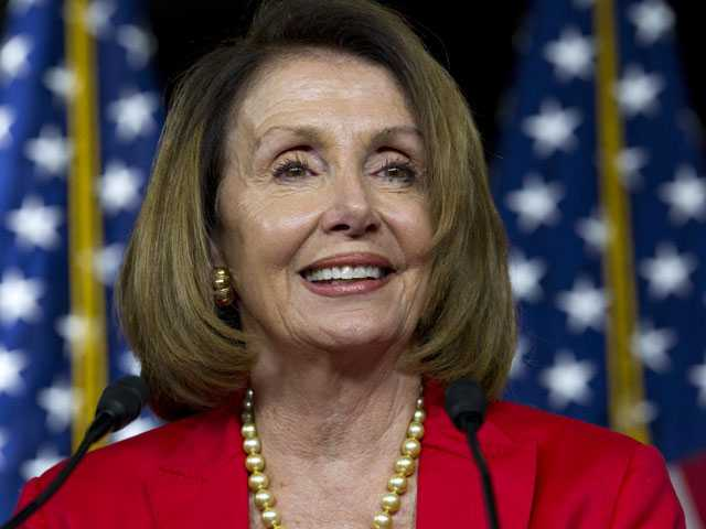 Pelosi Outlines Agenda if Democrats Retake House