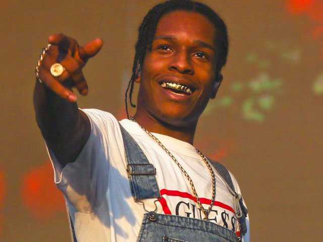 PopUps: Rapper A$AP Rocky Talks About His Love of Orgies