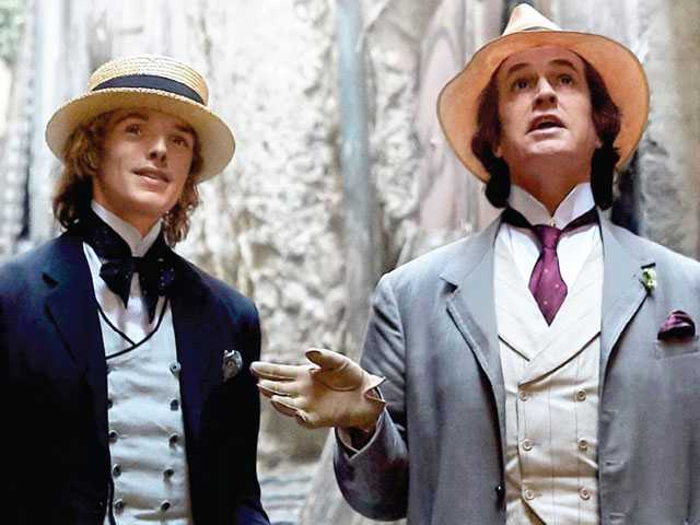 Channeling Oscar Wilde: Rupert Everett on 'The Happy Prince'