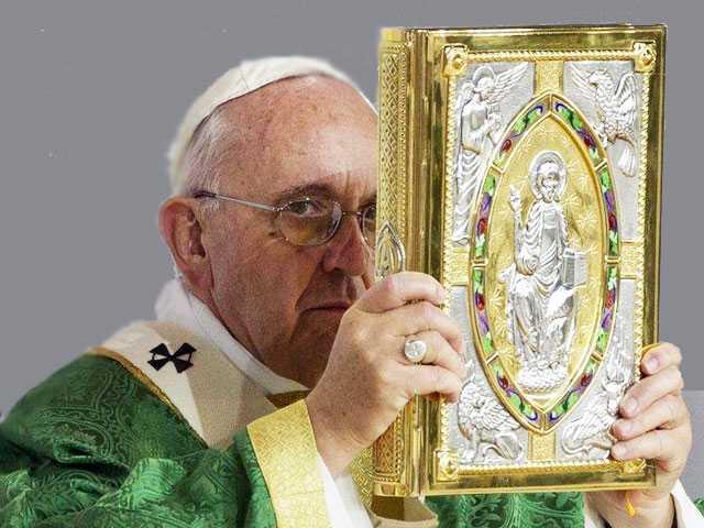 Pope Accuser Strikes Back, Blames Gay Priesthood for Abuse