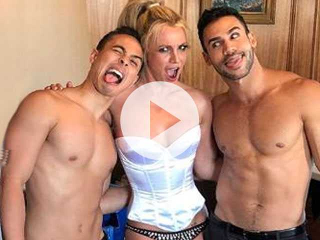 Watch: Britney Spears Makes a Huge Announcement