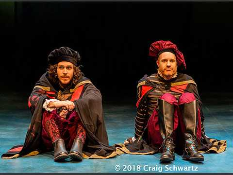 Review :: Rosencrantz and Guildenstern Are Dead