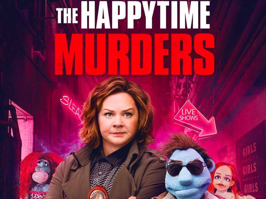 Review :: The Happytime Murders