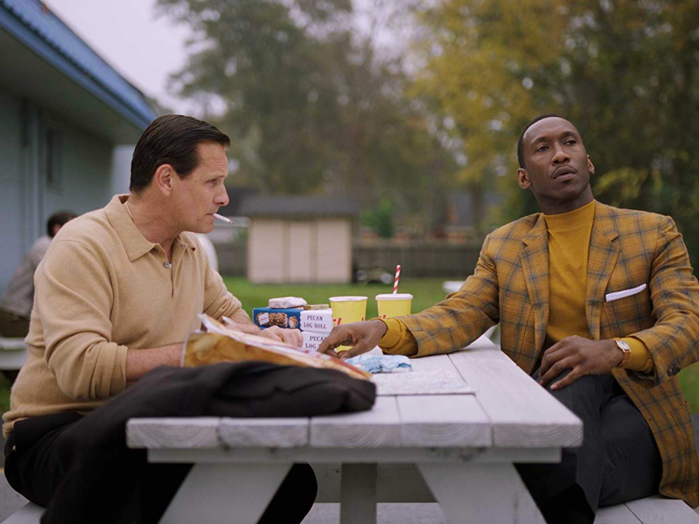 Review :: Green Book