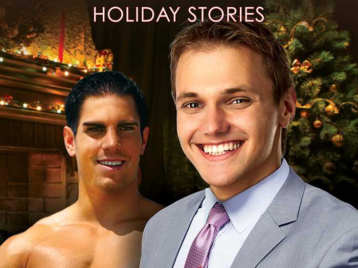 Review :: Bobby and Paolo Holiday Stories