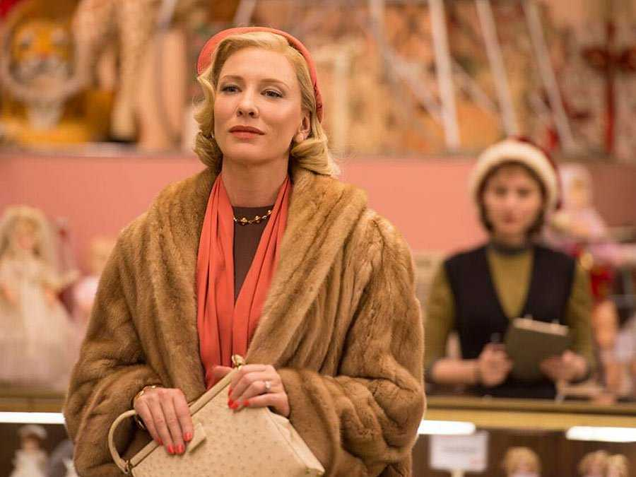 Cate Blanchett: Straight Actors Can Play LGBTQ Roles