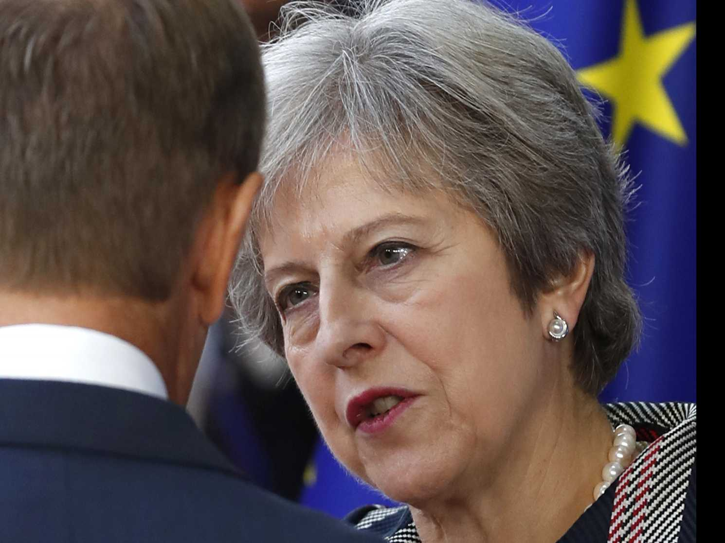 UK's May Pleads for Support, Says Brexit Deal is Almost Done